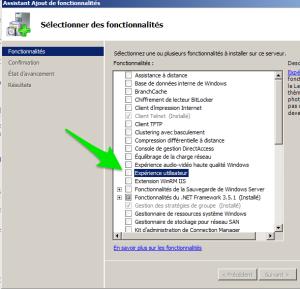 Windows serveur nettoyeur de disque
